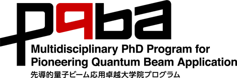 PQBA - Multidisciplinary PhD Program for Pioneering Quantum Beam Application